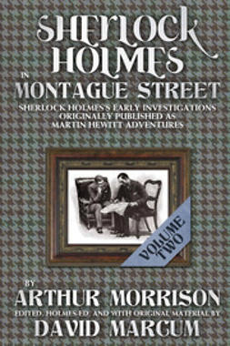 Marcum, David - Sherlock Holmes in Montague Street - Volume 2, e-bok