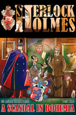 Kopl, Petr - A Scandal in Bohemia - A Sherlock Holmes Graphic Novel, ebook
