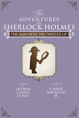The Man With The Twisted Lip - Lego - The Adventures of Sherlock Holmes