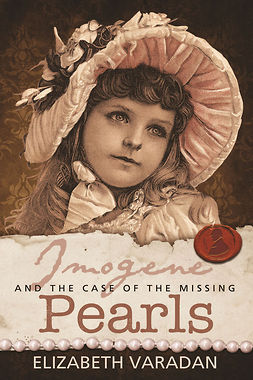 Varadan, Elizabeth - Imogene and the Case of the Missing Pearls, e-bok