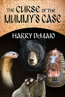 DeMaio, Harry - The Curse of the Mummy's Case, ebook
