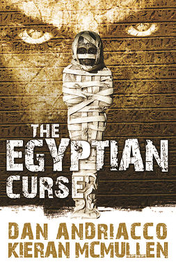 Andriacco, Dan - The Egyptian Curse, ebook