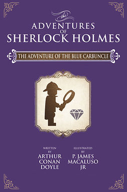 Doyle, Sir Arthur Conan - The Adventure of the Blue Carbuncle, e-kirja