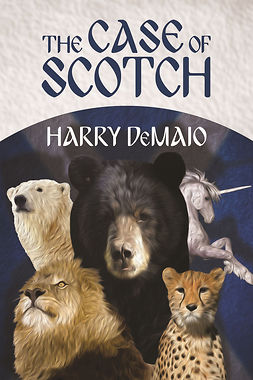 DeMaio, Harry - The Case of Scotch, e-bok