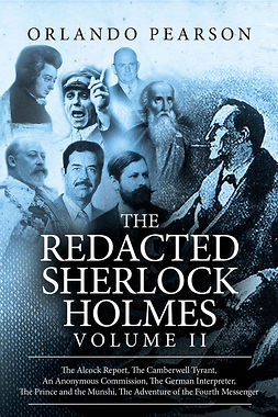 Pearson, Orlando - The Redacted Sherlock Holmes - Volume 2, ebook
