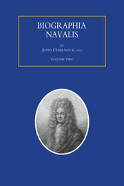 Charnock, John - Biographia Navalis - Volume 2, ebook