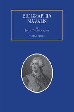 Carnock, John - Biographia Navalis - Volume 3, ebook