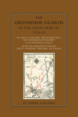 Ponsonby, Sir Frederick - The Grenadier Guards in the Great War 1914-1918 Vol 3, ebook
