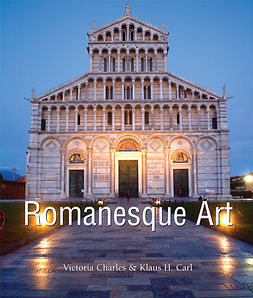 Carl, Klaus - Romanesque Art, ebook