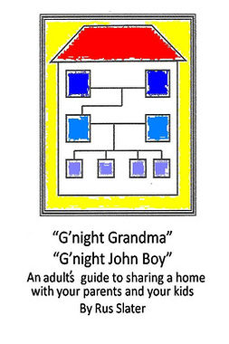 Slater, Rus - G'night Grandma, G'night John-Boy, ebook