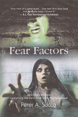 Sacco, Peter - Fear Factors, ebook
