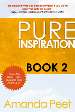Peet, Amanda - Pure Inspiration - Book 2, ebook
