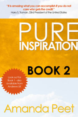 Peet, Amanda - Pure Inspiration Book Two, ebook