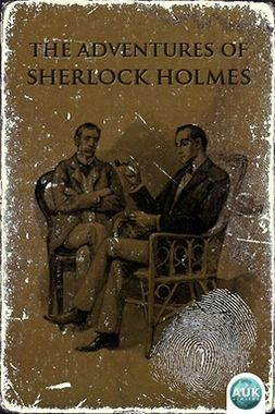 Doyle, Arthur Conan - The Adventures of Sherlock Holmes, ebook
