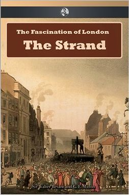 Besant, Walter - The Fascination of London: The Strand, ebook