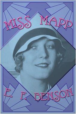 Benson, E. F. - Miss Mapp, e-kirja