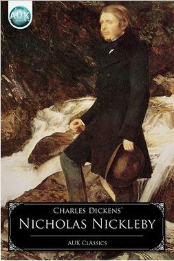 Dickens, Charles - Nicholas Nickleby, ebook