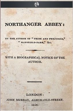 Austen, Jane - Northanger Abbey, e-kirja