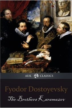 Dostoyevsky, Fyodor - The Brothers Karamazov, ebook