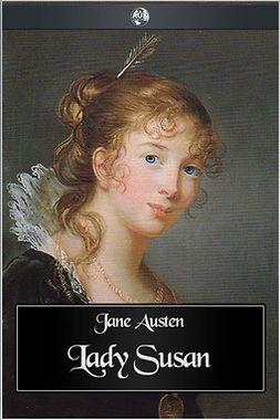 Austen, Jane - Lady Susan, e-bok