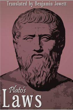 Jowett, Benjamin - Plato's Laws, ebook