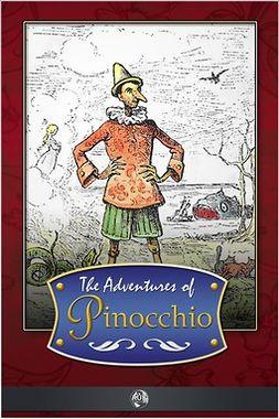 Collodi, Carlo - The Adventures of Pinocchio, e-kirja