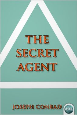 Conrad, Joseph - The Secret Agent, e-kirja