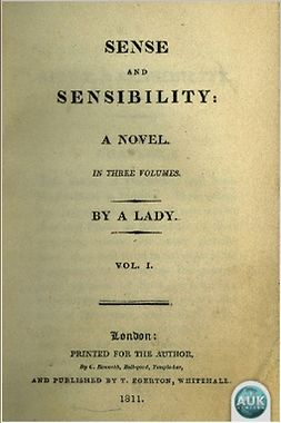 Austen, Jane - Sense and Sensibility, ebook