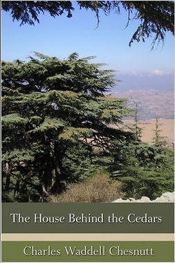 Chesnutt, Charles W. - The House Behind the Cedars, ebook