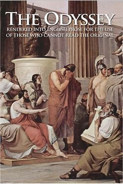 Homer - The Odyssey, ebook