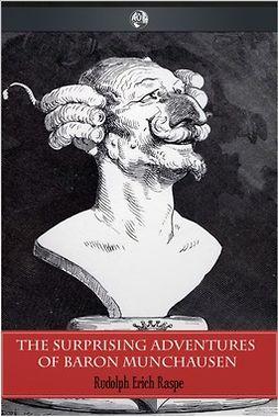 Raspe, Rudolph Erich - The Surprising Adventures of Baron Munchausen, ebook