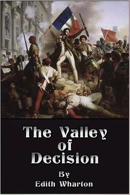 Wharton, Edith - The Valley of Decision, ebook