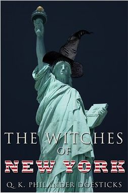 Doesticks, Q. K. Philander - The Witches of New York, ebook