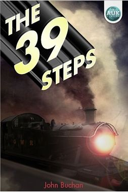 Buchan, John - The Thirty-Nine Steps, e-bok
