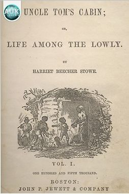Stowe, Harriet Beecher - Uncle Tom's Cabin, ebook