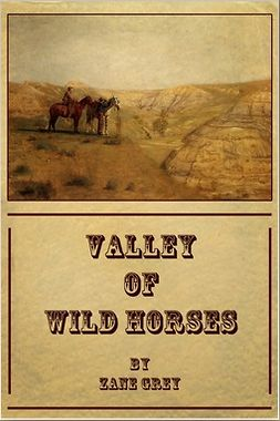 Grey, Zane - Valley of Wild Horses, ebook