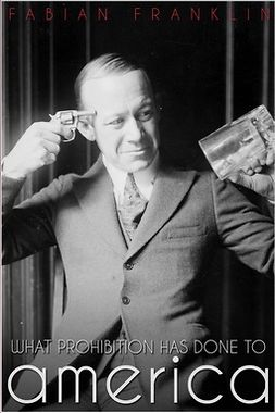 Franklin, Fabian - What Prohibition Has Done to America, ebook