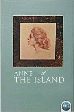 Montgomery, L. M. - Anne of the Island, ebook