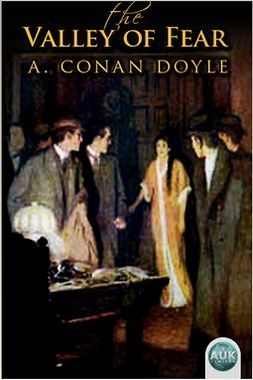 Doyle, Arthur Conan - The Valley of Fear, ebook