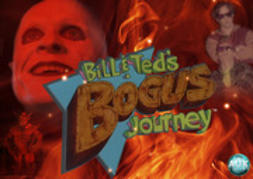 Andrews, Paul - Bill and Ted's Bogus Journey, e-kirja