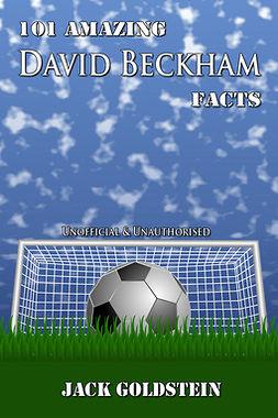 Goldstein, Jack - 101 Amazing David Beckham Facts, e-bok
