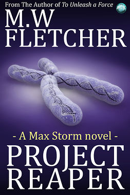 Fletcher, M.W. - Project Reaper, ebook