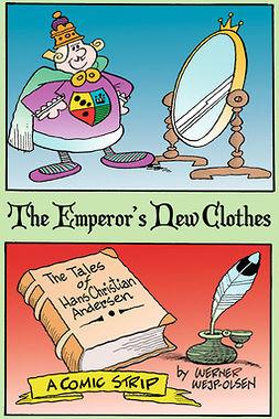 Wejp-Olsen, Werner - The Emperor's New Clothes, e-kirja
