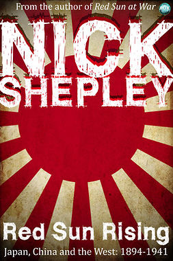 Shepley, Nick - Red Sun Rising, ebook