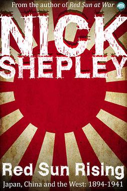 Shepley, Nick - Red Sun Rising, e-bok