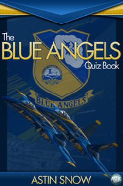 Snow, Astin - The Blue Angels Quiz Book, ebook