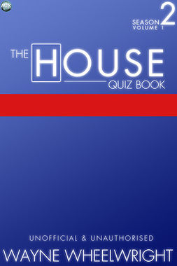 Wheelwright, Wayne - The House Quiz Book Season 2 Volume 1, ebook