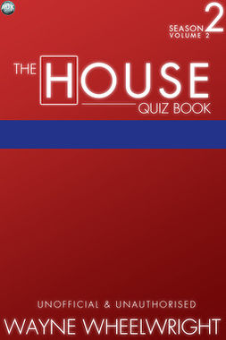 Wheelwright, Wayne - The House Quiz Book Season 2 Volume 2, e-bok