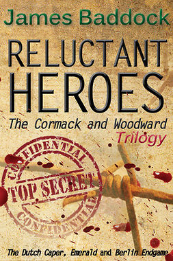 Baddock, James - Reluctant Heroes, e-bok
