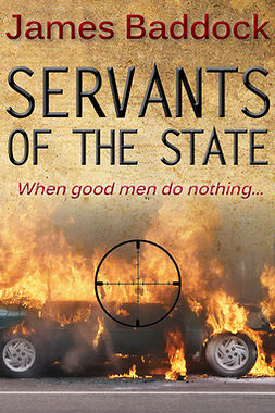 Baddock, James - Servants Of The State, e-kirja